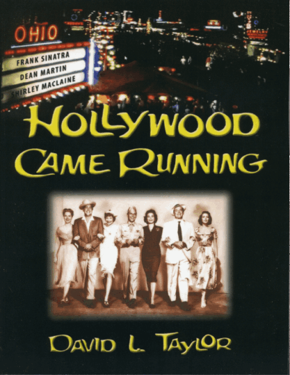 Picture of a book titled Hollywood Came Running